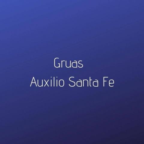 Grúas - Auxilio Santa Fe