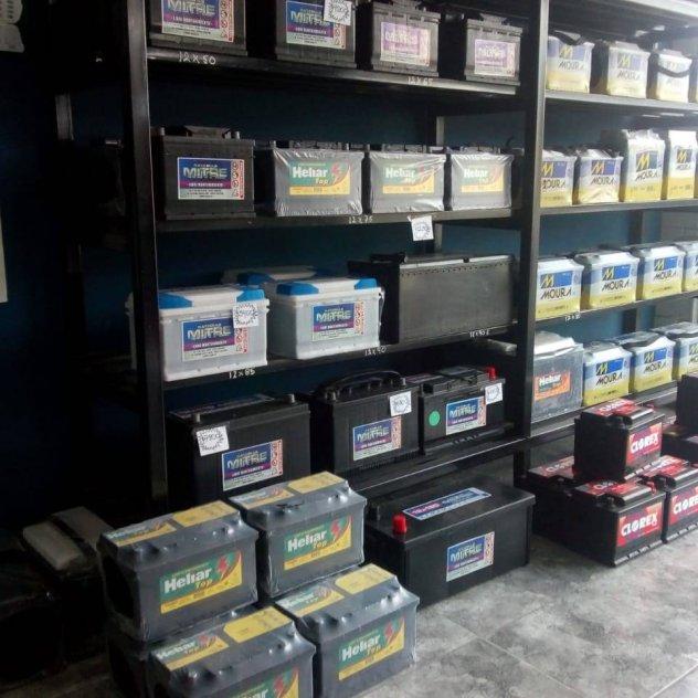 Baterías Mitre picture