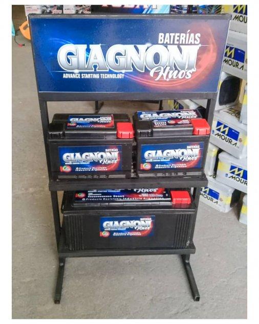 Baterías Dario Giagnoni Distribuciones picture