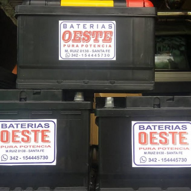 Baterías Oeste picture