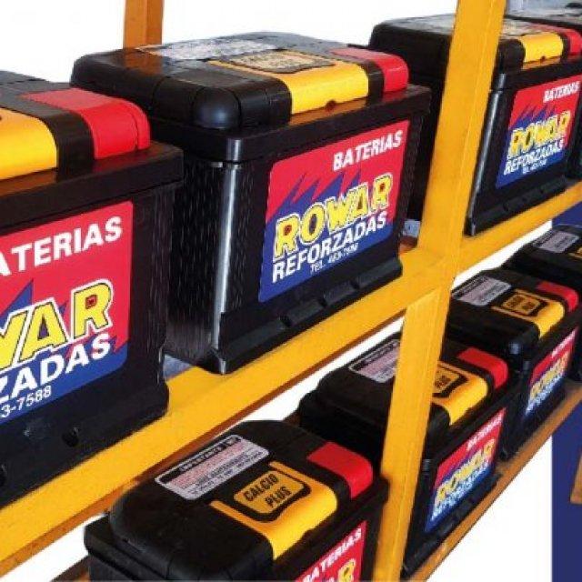 Baterías Rowar
